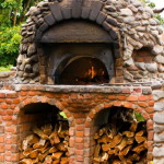 pizza oven bricks