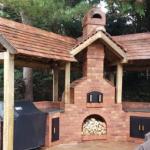 pizza oven design